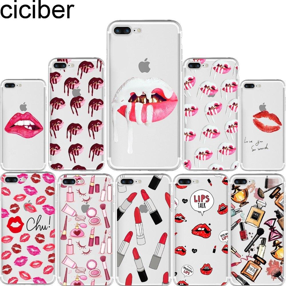 Мягкий силиконовый чехол для телефона ciciber, с рисунком «граффити», для Iphone 11 Pro, Max, 7, 6 S, 8 Plus, 5S, SE, X, XR, XS MAX