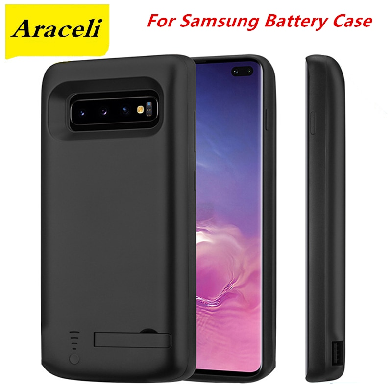10000 Mah For Samsung Galaxy S8 S8 Plus S9 S10 S10e Note 8 9 10 S20 Plus S20 Note 20 Ultra Battery C
