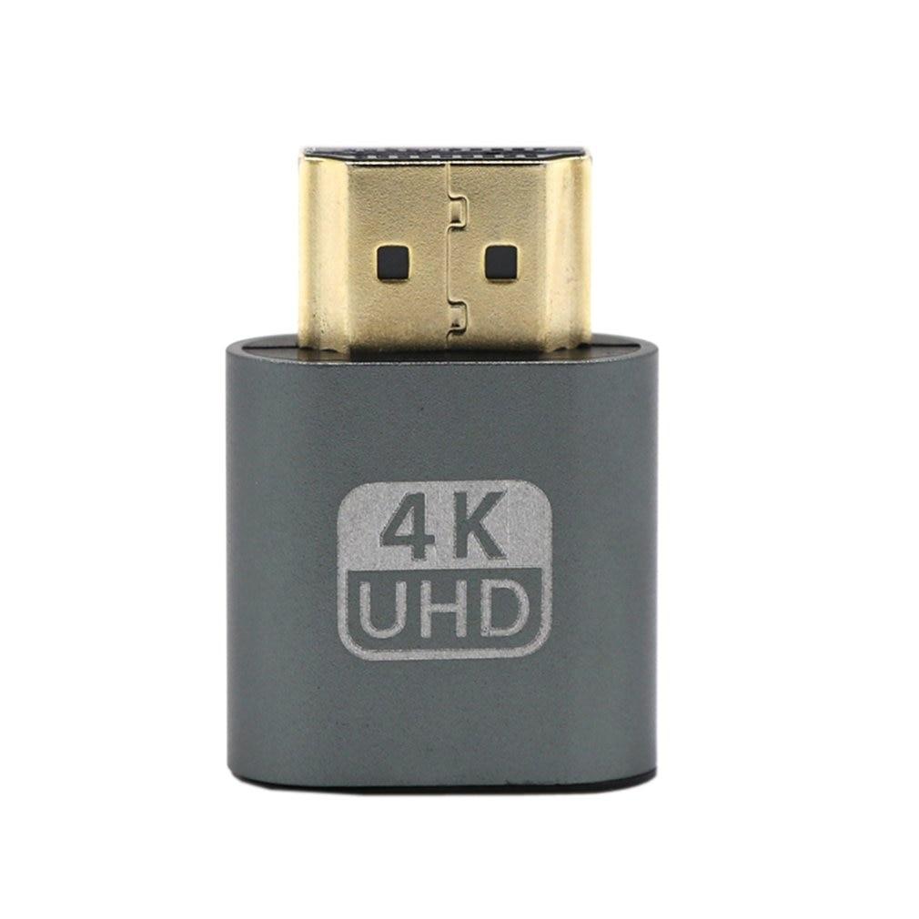 KEBIDU-pantalla Virtual compatible con HDMI adaptador de emulador de pantalla mts DDC...