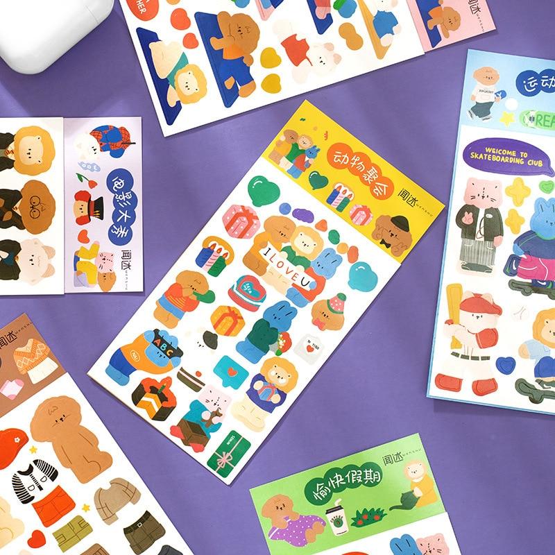 moym-2-pezzi-adesivi-per-animali-adorabili-per-la-societa-decorazione-scrapbooking-carta-forniture-scolastiche-fisse-creative