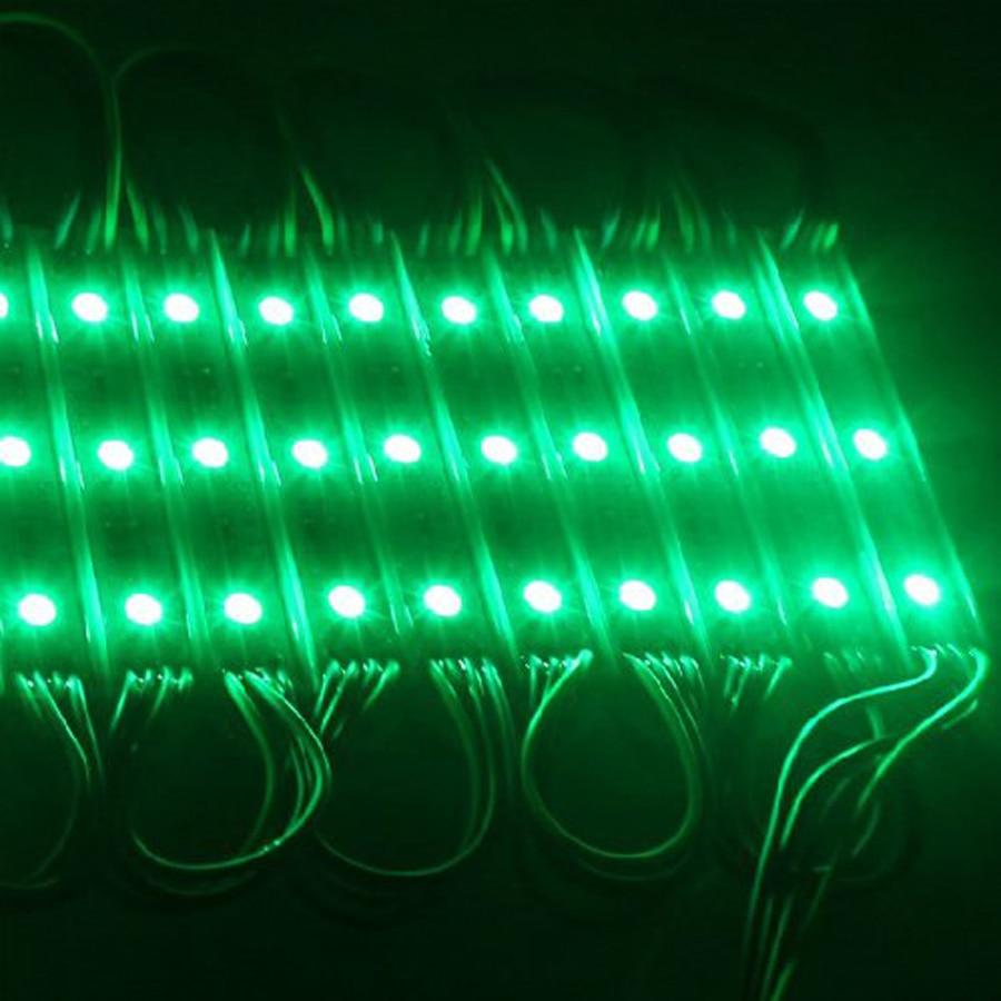 1000 Pcs/lot SMD 5050 DC12V Waterproof White/Cold White Led Pixel Module Christmas Lamp Light enlarge