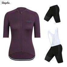 Raphaful-camisetas de Ciclismo para mujer, camisetas transpirables de manga corta para montar Ciclismo de montaña o de carretera, Maillot para mujer de verano 2020