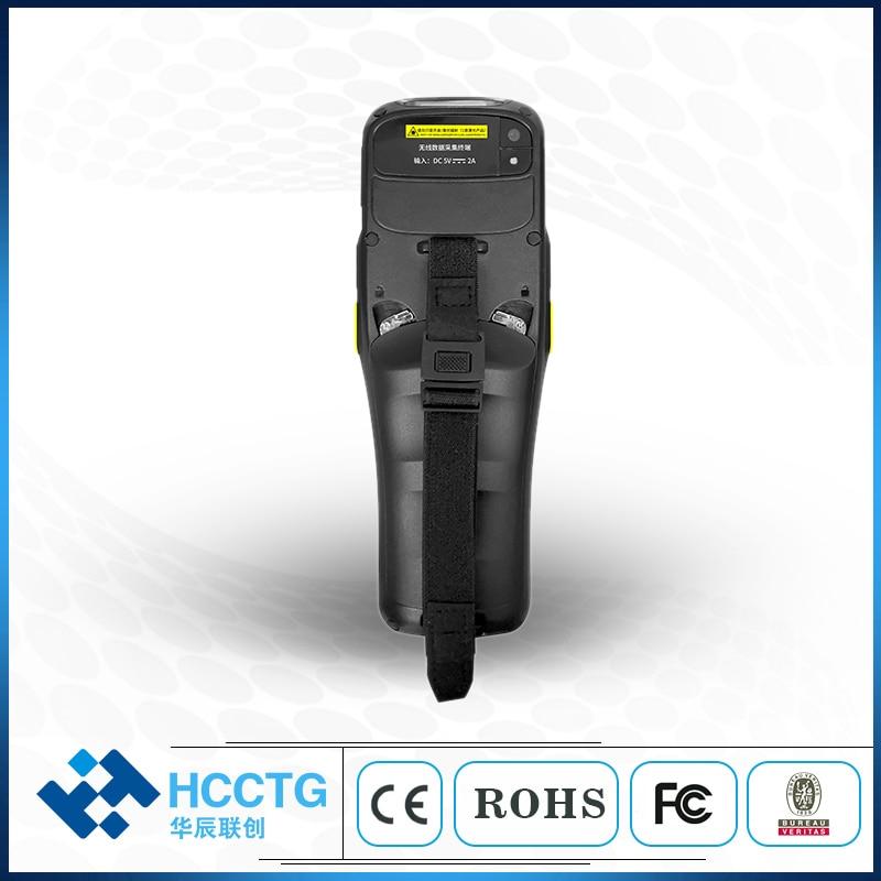 Android RFID 1D Qr Code Barcode Scanner Wearable Pda Voor Supermarkt C60