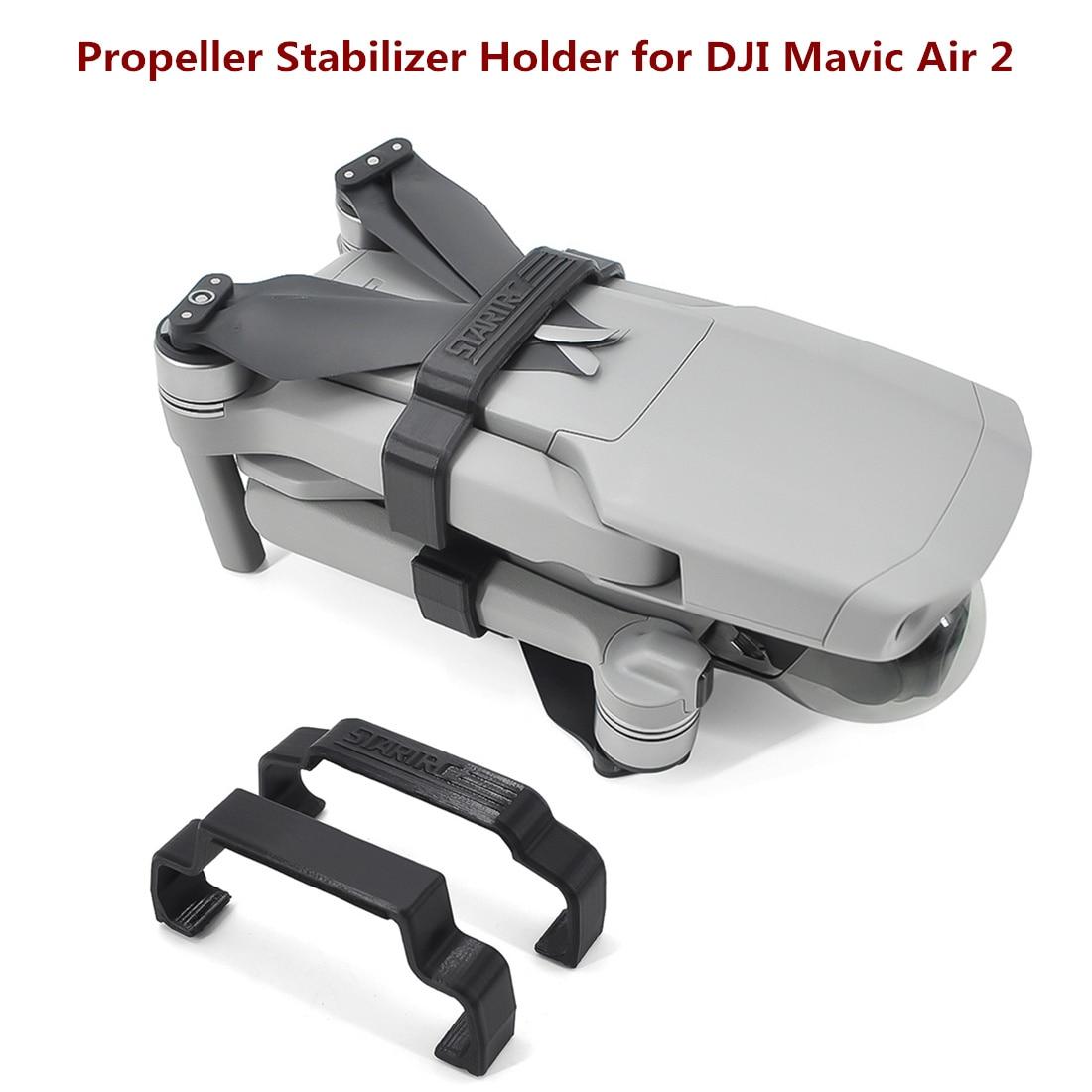 Mavic Air 2 Blade Paddle estabilizador propulsor fijo soporte para DJI Mavic Air 2 Drone adaptador de protección accesorios de repuesto