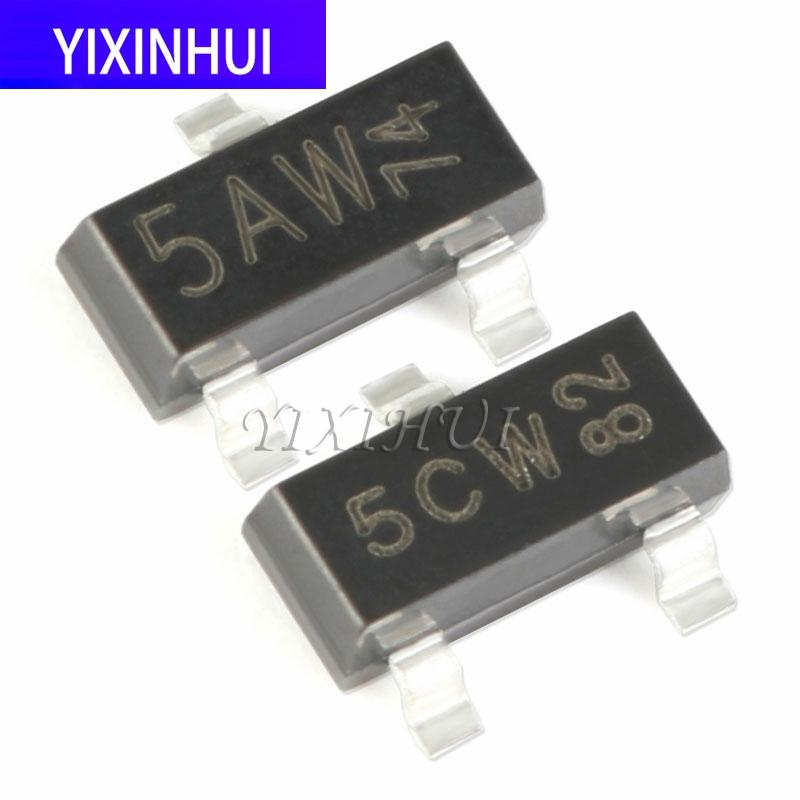 10 peças BC807-16 BC807-40 -45v/-500ma paster transistor (20 peças) -tmall.com tmall