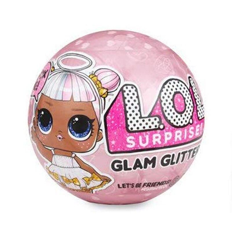 Original LOL Überraschung Puppen Farbe Serie LOL Puppe Ball Kinder Spielzeug