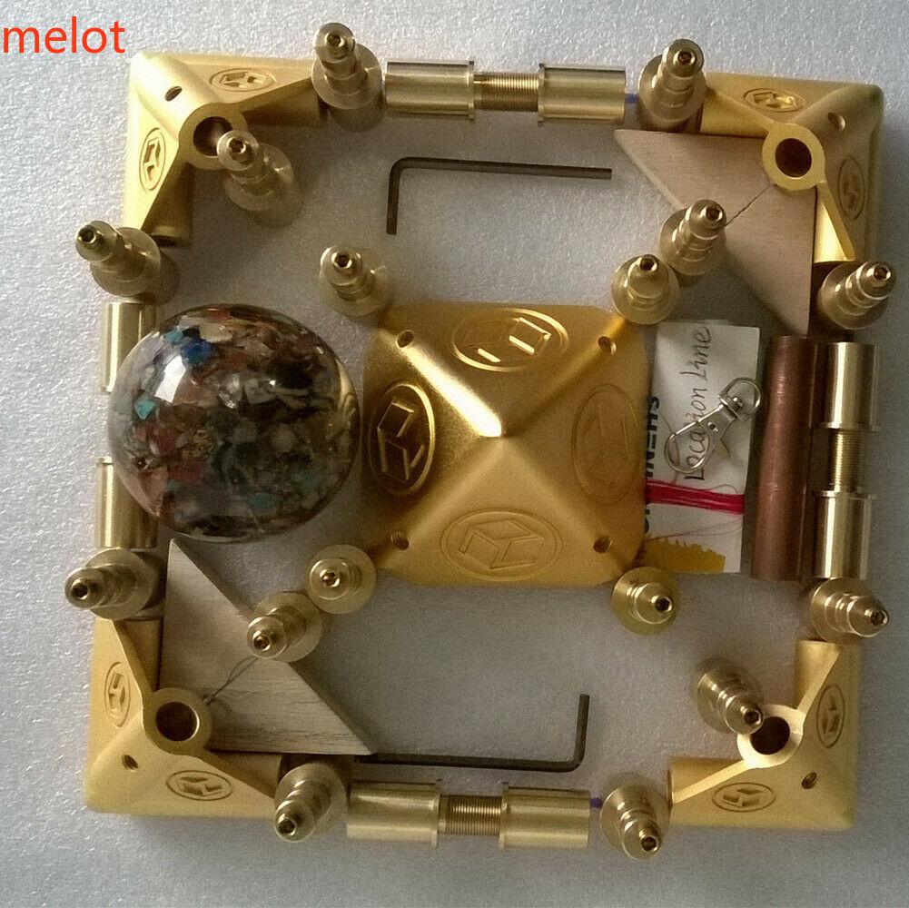 Комплект Giza для медитации пирамиды, приемник космической энергии подходит для 3/4