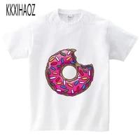 princess print girls t shirt cartoon funny casual kids clothes tops summer harajuku white baby boy short sleeve t shirt 19 4 nn
