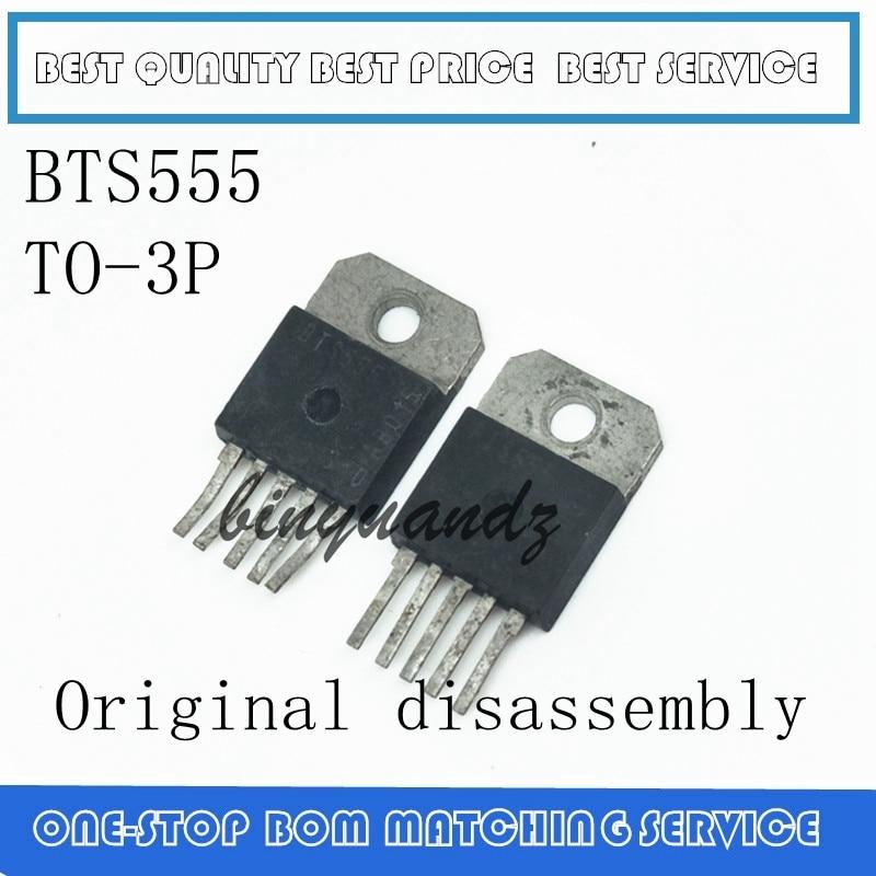 1 unids/lote BTS555 TO-3P Original desmontaje 100% en Stock