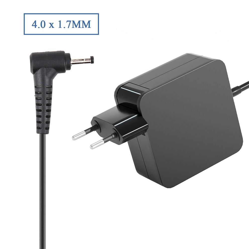 Cargador de CA de 65W compatible con Lenovo IdeaPad Flex 14 15 C340 S145 S340 Flex-15IML V110 V145 V155 cable adaptador de fuente de alimentación para ordenador portátil