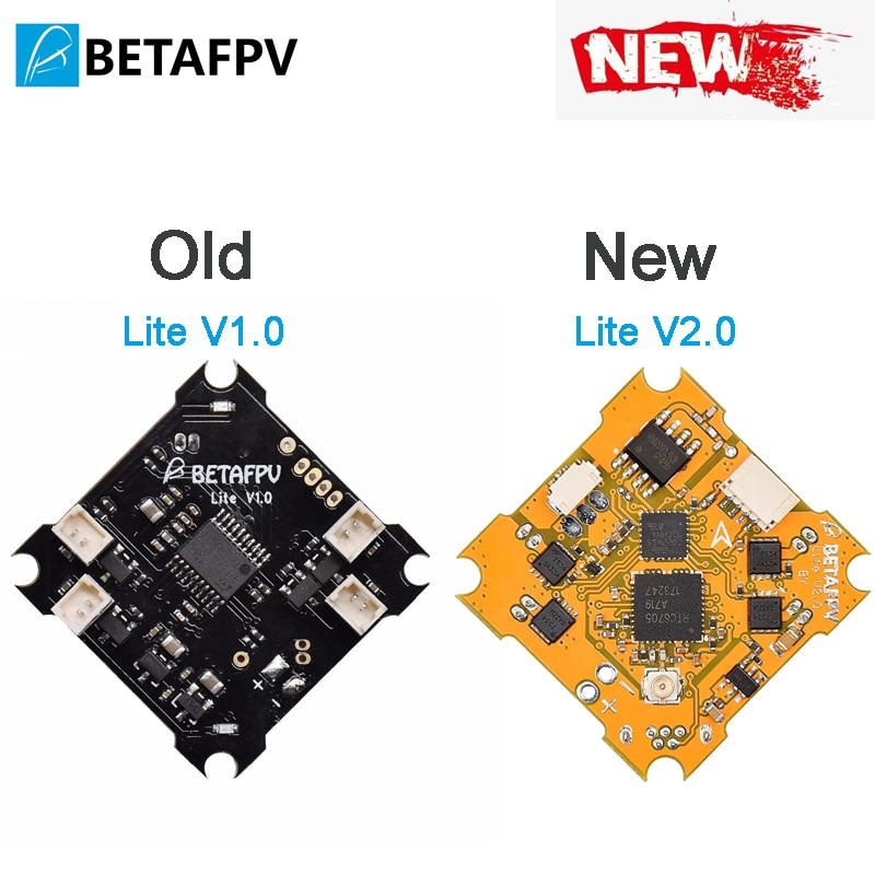 Контроллер полета BETAFPV Lite, совместимый с прошивкой Sliverware