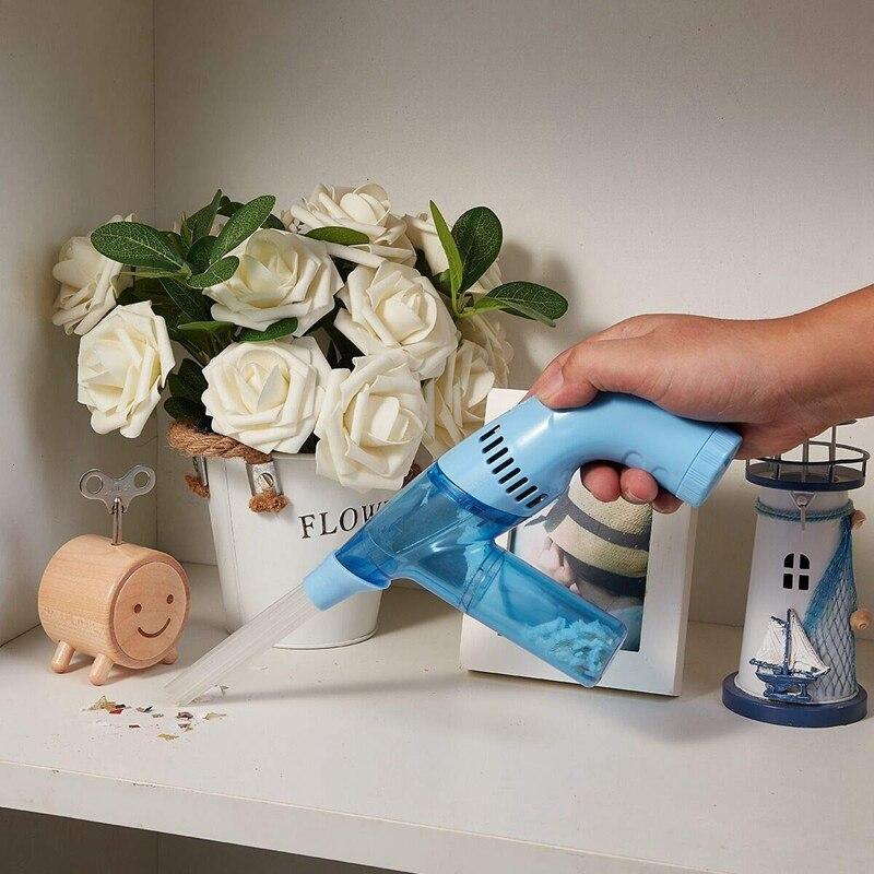 Щетка для удаления пыли, портативная щетка для ручного пылесоса, легко заменяемая щетка