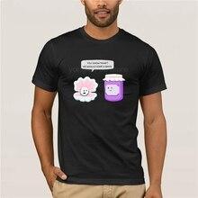 Camiseta a la moda para hombre 2020, camiseta de manga corta de algodón con estampado de perlas y Jam, para hombre