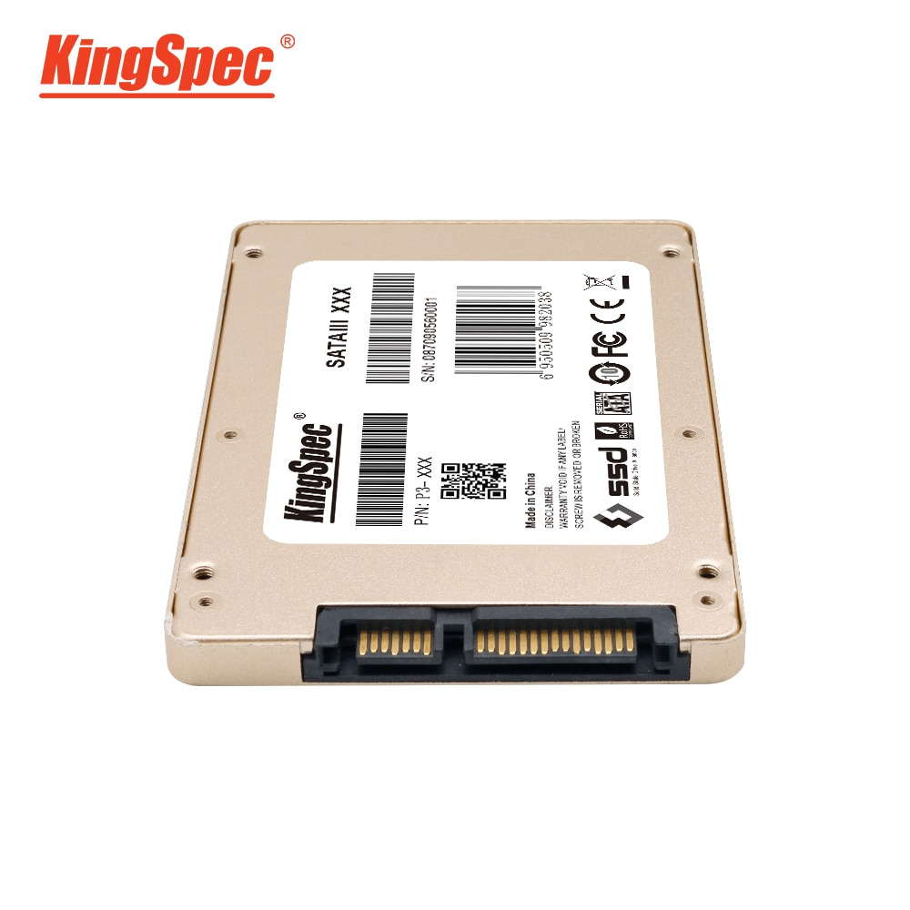 KingSpec SSD 1TB storage 2.5 SATA III hard drive sdd 120GB hd 240G Solid State Drive Hard Disk laptop dysk disco duro for laptop