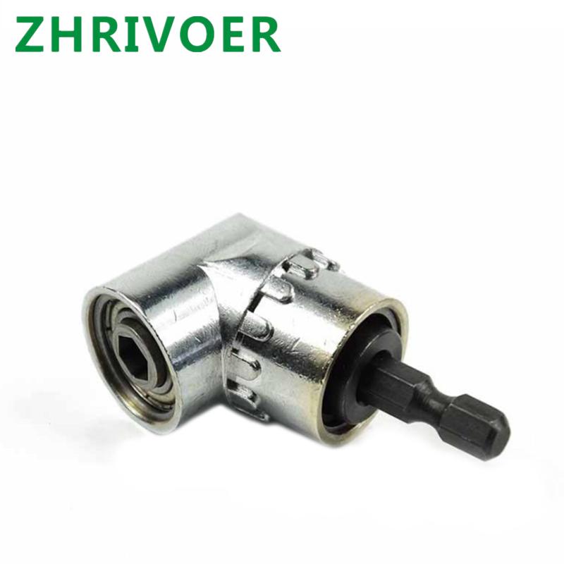 Destornillador con doblador de esquinas eléctrico, destornillador, extensor de 105 grados de codo, destornillador de flexión, eje flexible universal