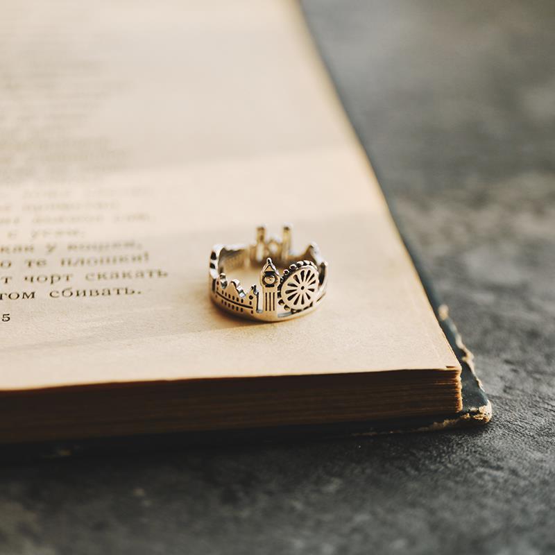 Кольцо-женское-регулируемое-из-серебра-925-пробы-с-колесиком-обозрения