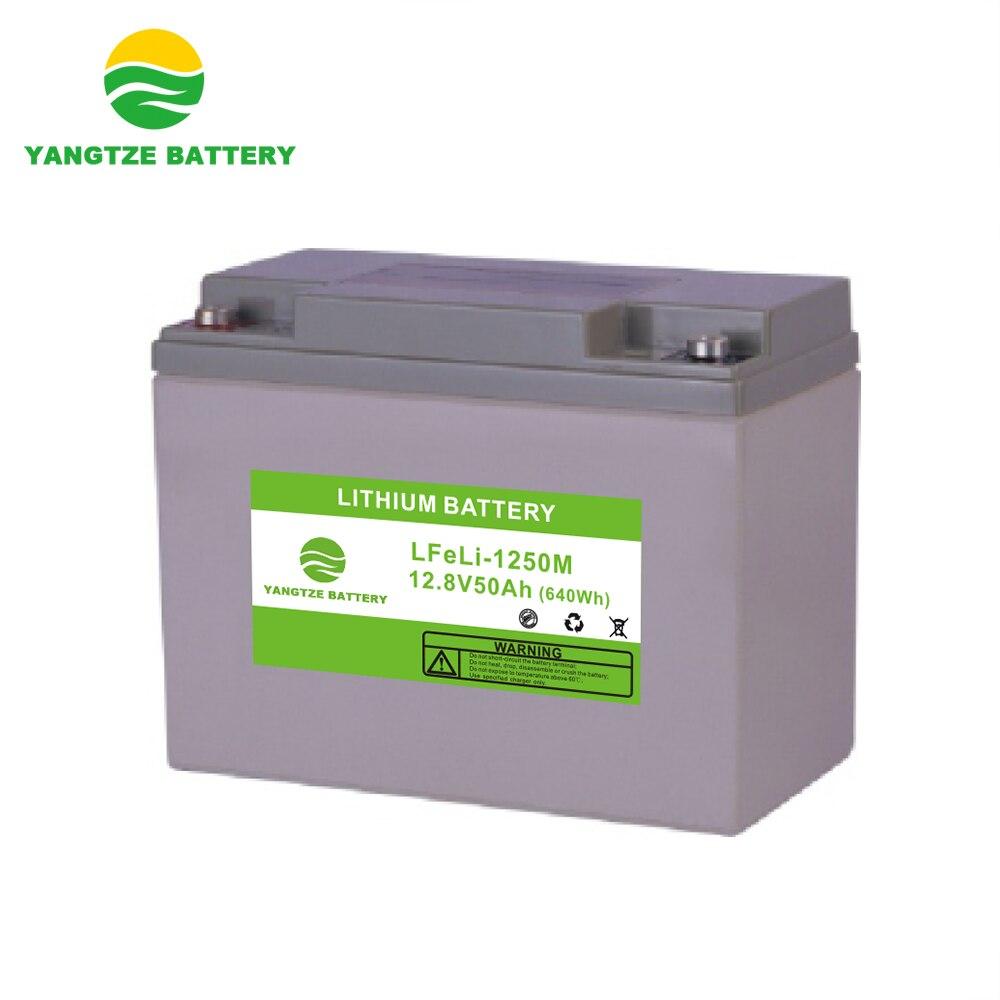 بطارية ليثيوم أيون للدراجة الكهربائية ، 12 فولت ، 36 فولت ، 50 أمبير ، 100% DOD