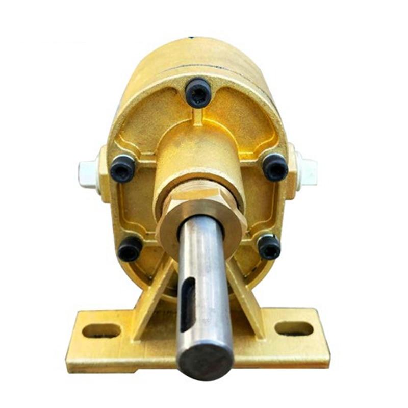 آلة لصق مضخة التروس بالغراء, مضخة غراء النقل لماكينات التغليف المصهور على الساخن