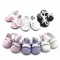pinkwhiteblackpurple high quality 5cm doll accessories shoes for 16 bjd doll 14 inch exo dolls mini toys shoes accessories