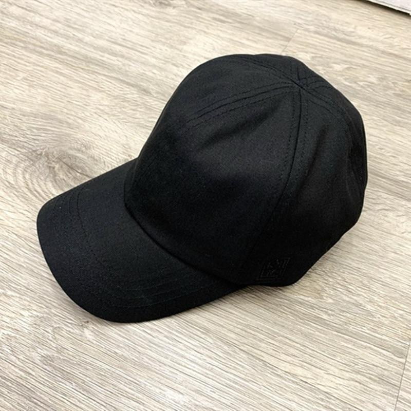 Gorra de béisbol de algodón con logotipo bordado para mujer, gorra informal con visera para primavera, verano y otoño