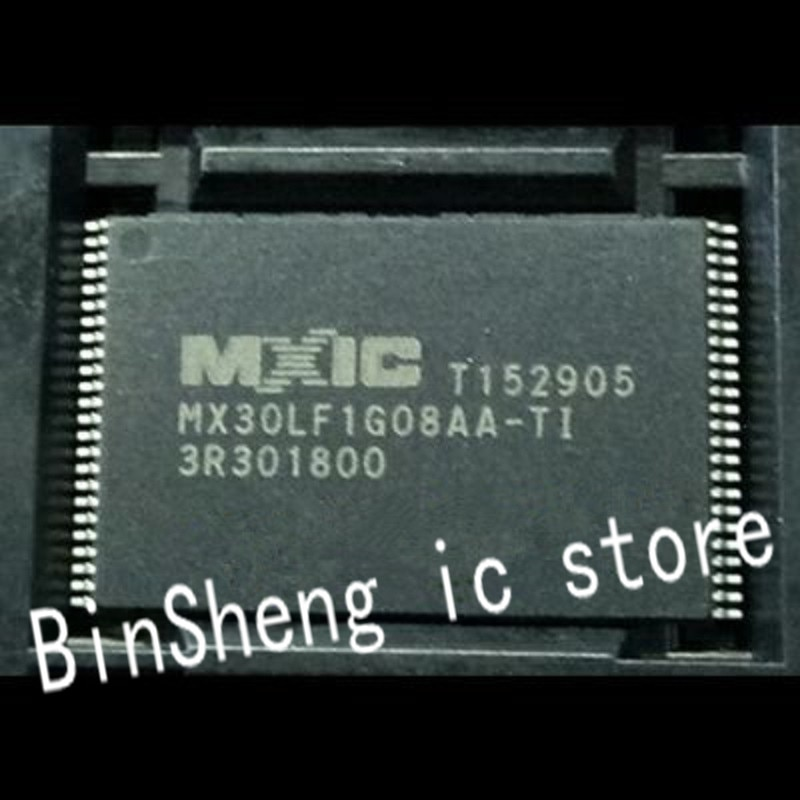 MX30LF1G08AA-TI TSOP48