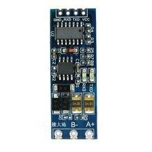 Преобразователь сигнала S485 в TTL, преобразователь сигнала TTL в RS485, 3 в, 5,5 В, изолированный одночиповый последовательный порт, Модуль промышлен...