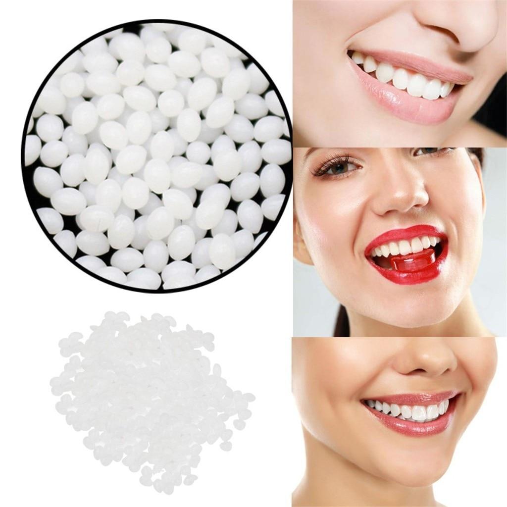 Solid-Glue Halloween-Decoration Fake teeth Temporary Tooth Repair Kit Teeth And Gaps FalseTeeth Soli
