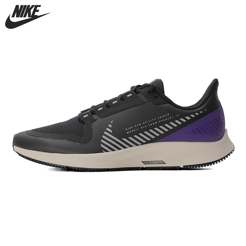 Original New Arrival  NIKE AIR ZOOM PEGASUS 36 SHIELD Men's Running Shoes Sneakers