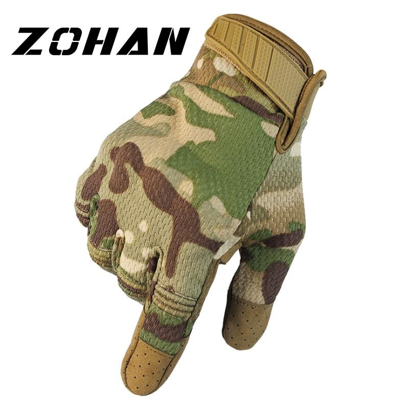 Guantes de nudillo duros tácticos para hombre, guantes de invierno cazadora militares de ejército, combate, caza, tiro, carreras, ciclismo, senderismo y exteriores