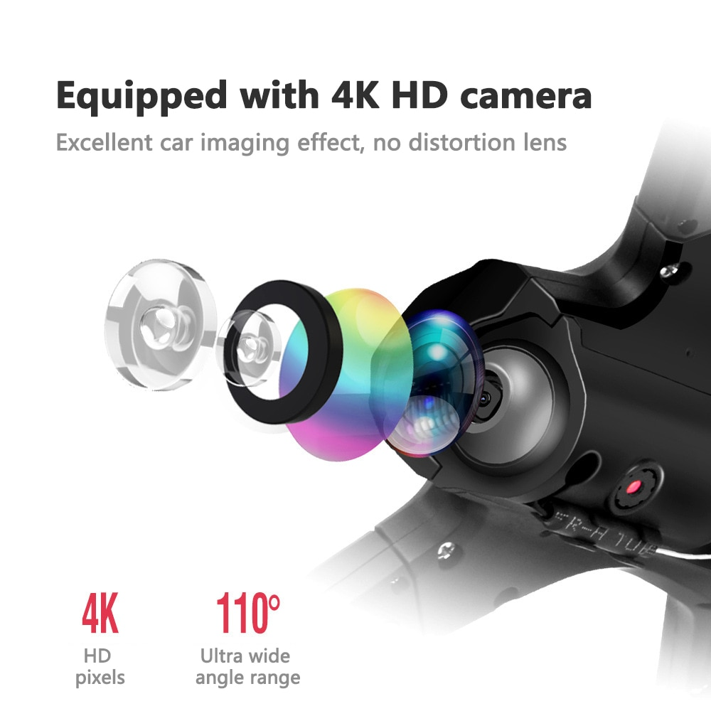 Drone Quadcopter with Camera SG906 Pro Toys Four-axis Dual Camera Professional 4k Drone Gps Long Battery Life enlarge