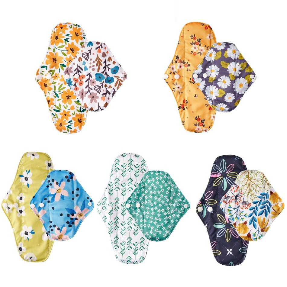 happyflute-10pcs-set-reusable-pads-bamboo-charcoal-sanitary-pads-mama-menstrual-pads-washable-panty-liner-pads-health-femin