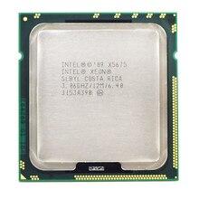 Pour Intel Xeon Six cœurs X5675 slbyle 3.07GHz 12MB 6.40GT/s Socket LGA1366 CPU