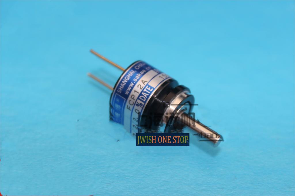 FCP12A 5K الدقة البلاستيك موصل الجهد