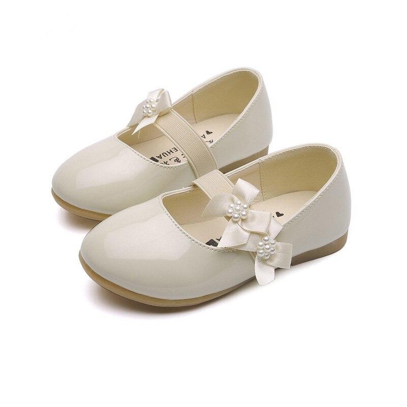 Beautiul/Новинка; кожаная обувь для маленьких девочек; обувь принцессы с цветочным узором для девочек; детская обувь для коктейльной вечеринки ...