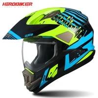 casco moto men motocross helmet full face motorcycle helmet atv moto helmet cross downhill off road helmet ece certification