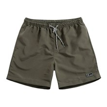 2020 Casual Shorts Men Summer Jogger Board Short Bottoms Mens Breathable Elastic Waist  Plus Size Beach Shorts Dropshipping
