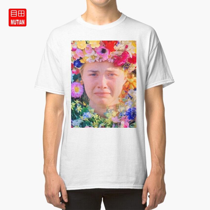 may queen dani T-Shirt midsommar a24 florence pugh horror ari aster