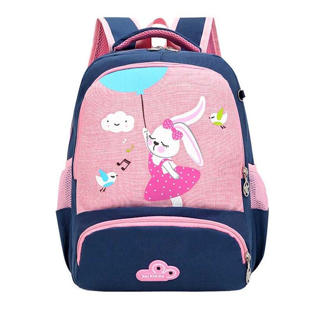 Водонепроницаемый ортопедический рюкзак для мальчиков и девочек, детские школьные ранцы, Детский рюкзак для начальной школы для книг, 2021