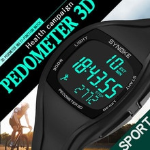 Male Digital Watches Outdoor Sports Students Watch Waterproof Electronic Watches Clock TC21
