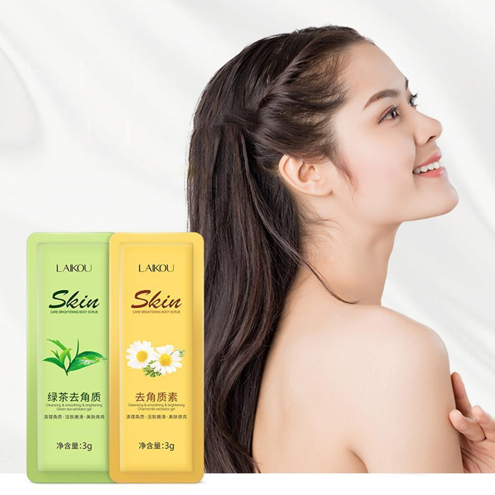Laikou Exfoliating Peeling Gel Facial Cleanser Scrub Moisturizing Whitening Smooth Tighten Pore Removal Acne Face Body Skin Care недорого