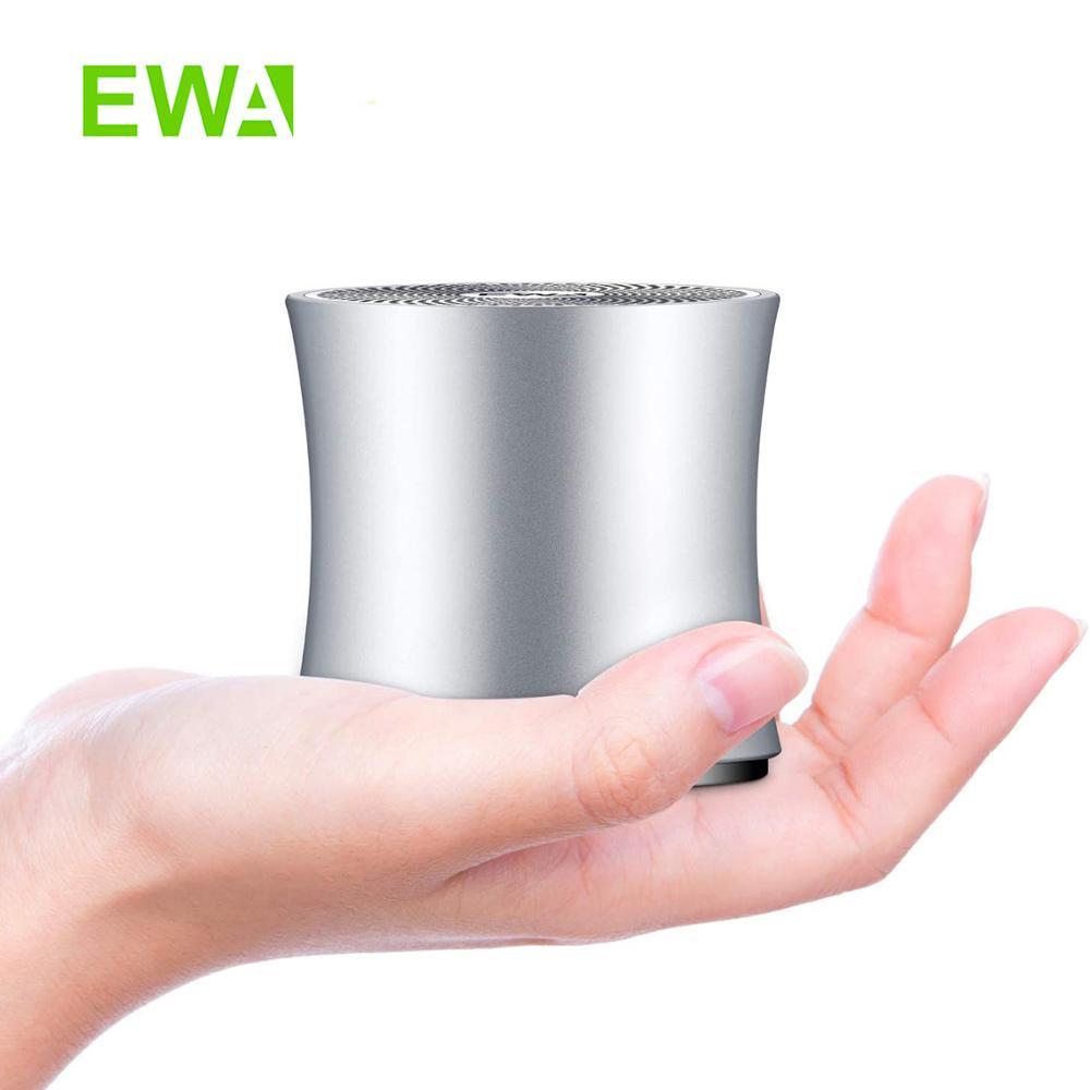 EWA-Altavoz portátil inalámbrico con Bluetooth, Subwoofer con batería recargable, graves pesados, estéreo,...