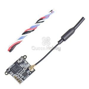 FE200T 5.8G 40CH Transmitter 25mW 100mW 200mW Adjustable AV 4.5-5.2V IPEX Transmitter VTX Video Module OSD for Flight Controller