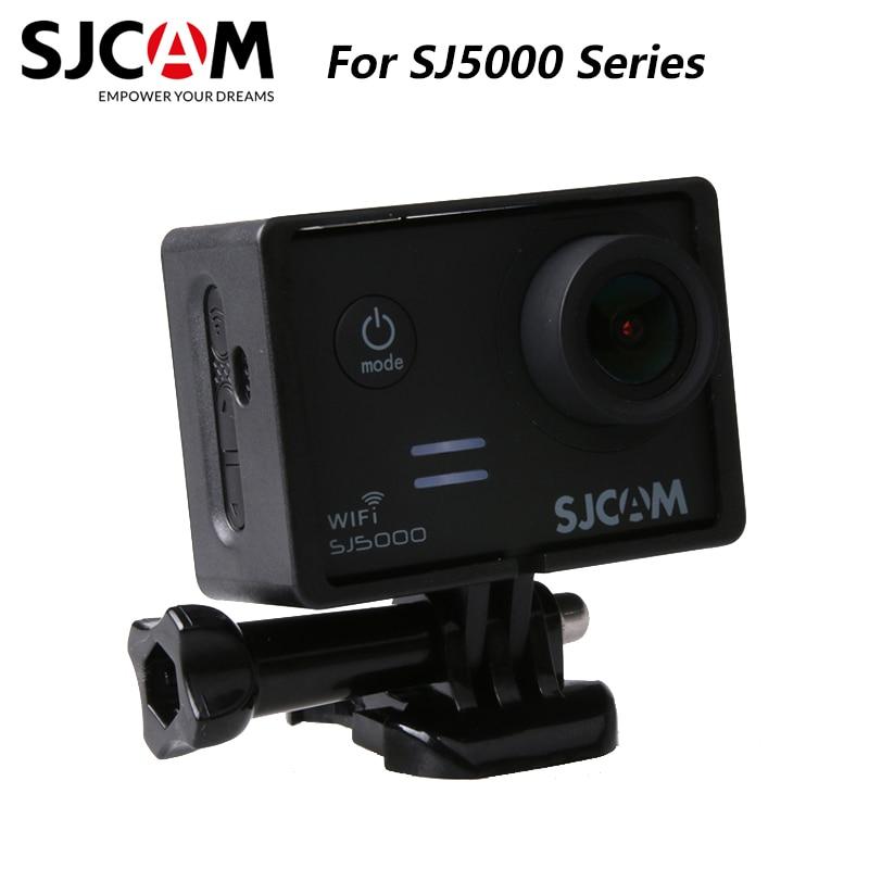 Accesorios de SJCAM nuevo modelo marco protector Set para SJCAM SJ5000 Plus SJ5000 WiFi SJ5000 SJ5000X cámara de acción deportiva