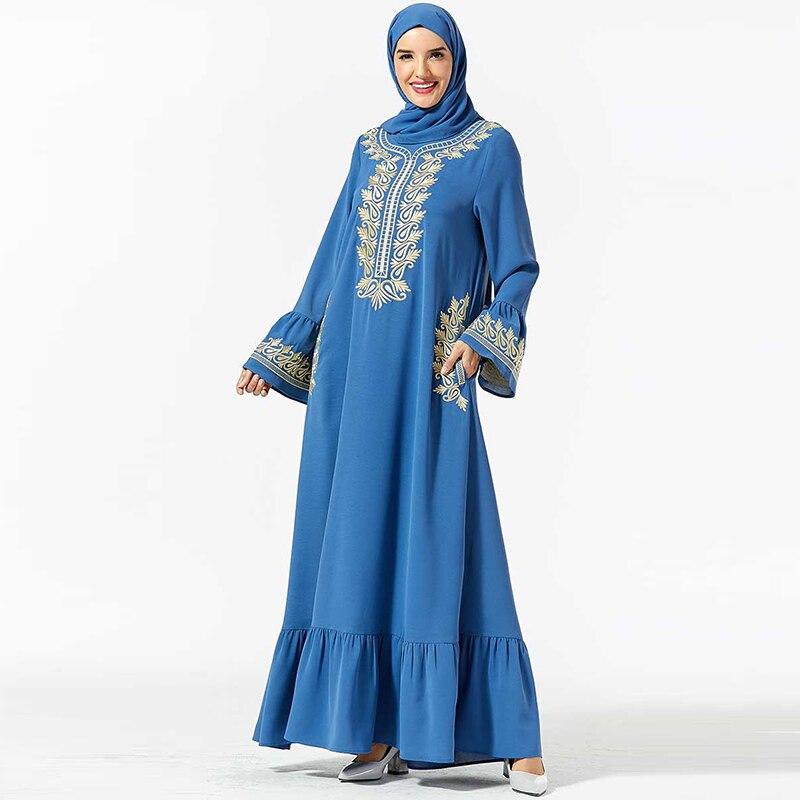 Abaya islámico Kaftan Dubai pakistaní Hijab musulmán vestido ropa para mujeres túnica caftán Vestidos Kleding Omani Vestidos turcos