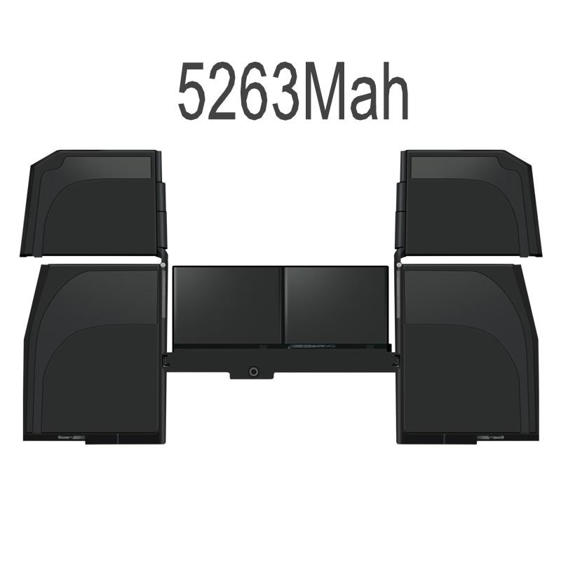 Nueva batería de ordenador portátil interna para mac macbook 12 pulgadas A1534 A1527 A1705 mf855 mk4m2