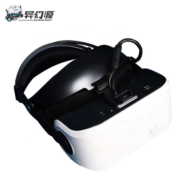 ديبون سماعات VR E3 نظارات 9D VR خوذة