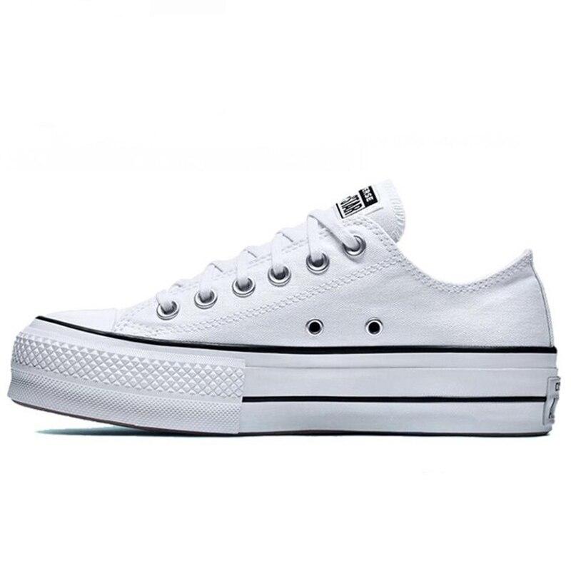 Zapatillas de Skateboarding All star Unisex, calzado deportivo liviano clásico de lona,...