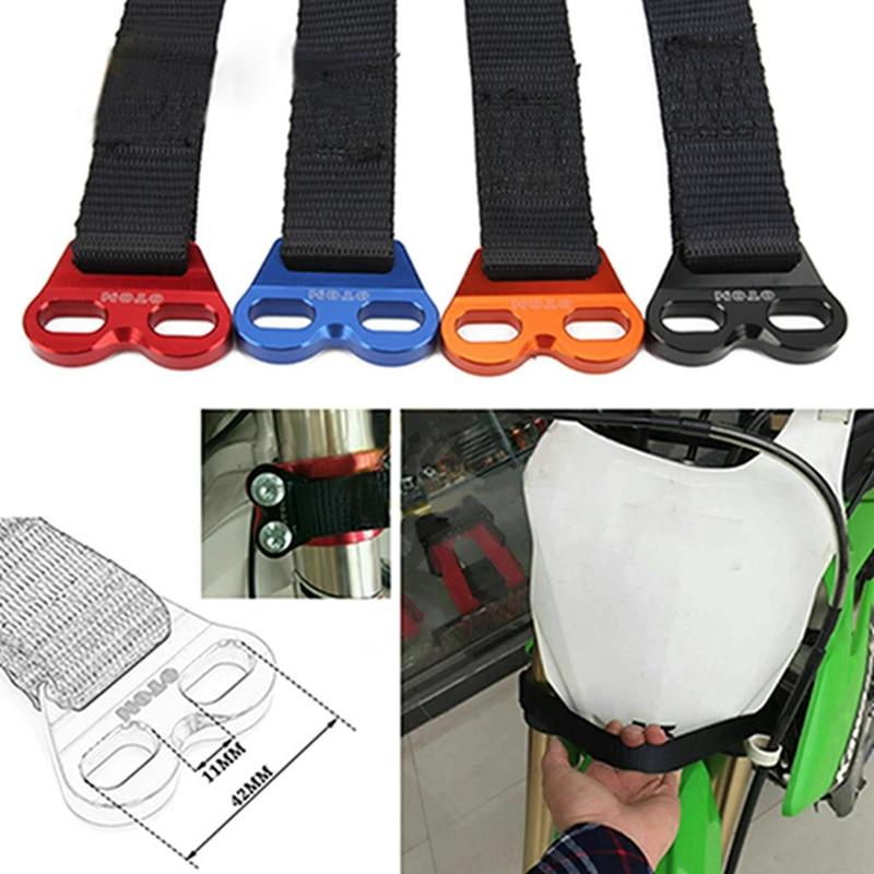 Motorcycle Rescue Traction Strap Off Road Dirt Bike Outdoor Emergency Pull Sling Belt For Kawasaki Suzuki Honda KTM