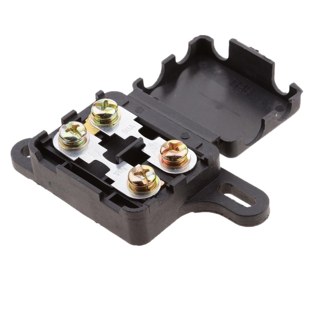 Fusível universal ans/anf/ang fusebox fusível com capa dustproof