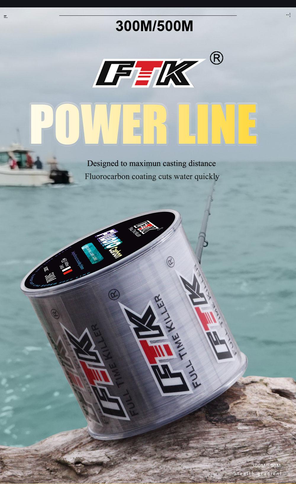 cheap fluorocarbon fishing line